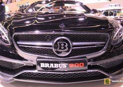 2018 Mercedes AMG S65 Coupe Brabus 900 – Exterior and Interior Walkaround