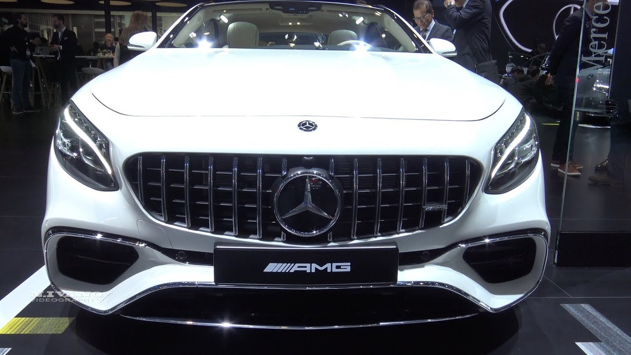 2018 Mercedes Benz AMG S63 Coupe - Exterior And Interior Walkaround