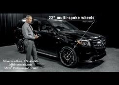 2018 Mercedes-Benz GLS 63 AMG SUV – AMG SUV from Mercedes Benz of Scottsdale Gilbert Phoenix
