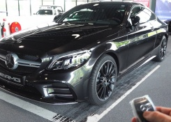 2019 Mercedes AMG C43 Coupe C Class Facelift – NEW Full Review Interior Exterior