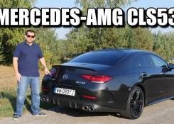 2019 Mercedes-AMG CLS 53 (ENG) – Test Drive and Review