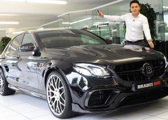 2019 Mercedes AMG E63 S Full Review New BRABUS 800 Interior Exterior Infotainment