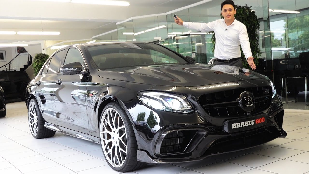 2019 Mercedes AMG E63 S Full Review New BRABUS 800 Interior Exterior Infotainment