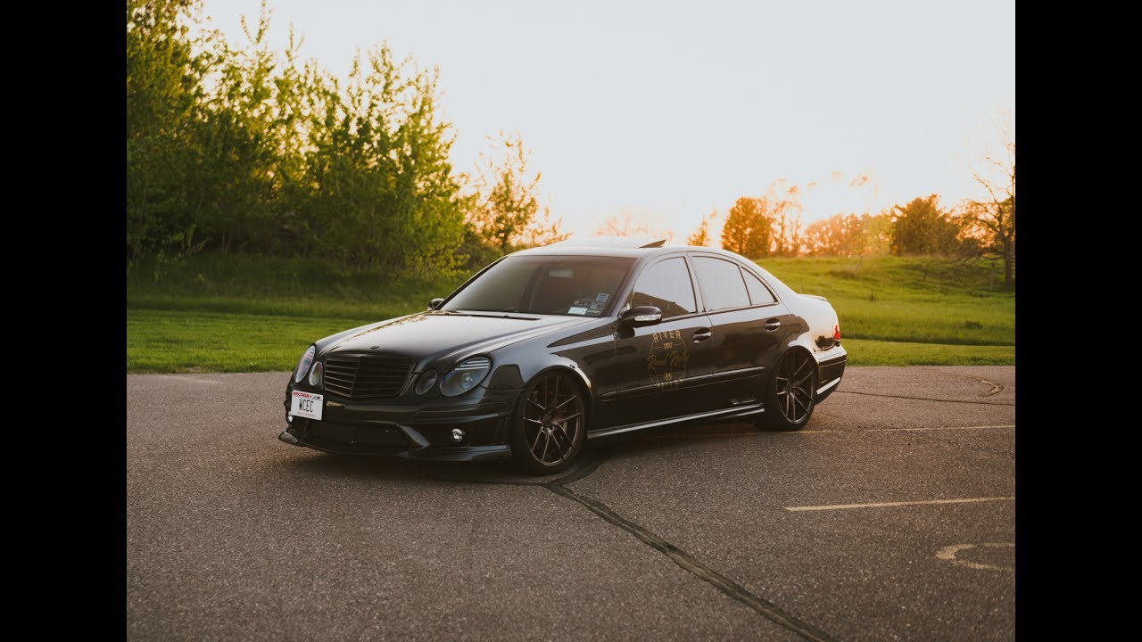 5 Reasons I love my Mercedes Benz E55 AMG