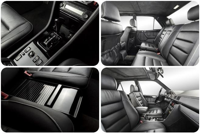 (10 Photos) Mercedes-Benz W140 E60 AMG Silver
