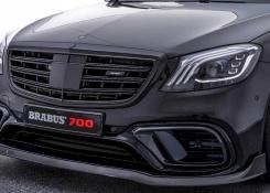 BRABUS 700 based on Mercedes-AMG S 63 facelift