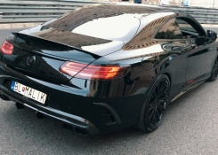 BRABUS 700 BiTurbo S63 AMG COUPE – LOUD Exhaust Sounds!