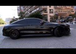 BRABUS 700 S63 AMG 5.5 V8 Biturbo – Start, LOUD Revs, Accelerations!