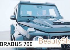 BRABUS 700 WIDESTAR based on Mercedes-AMG G 63 | BeautyShot