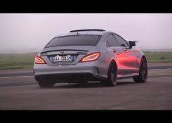 BRABUS Mercedes-Benz CLS63 S AMG La Performance – Revs, Accelerations, Drag Racing!