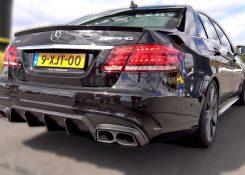BRABUS Mercedes-Benz E 63 AMG S 4Matic V8 Biturbo