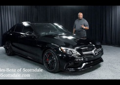 Heads Up – The 2018 Mercedes-Benz C 63 AMG Sedan from Mercedes Benz of Scottsdale