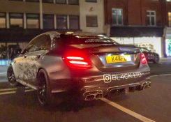 LOUDEST 800HP BRABUS Mercedes-AMG E63 S in London! Exhaust SOUNDS!
