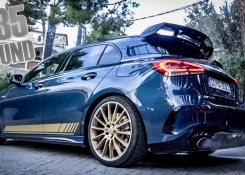 Mercedes-AMG A35 – pure SOUND!