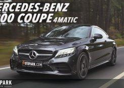 Mercedes-Benz C200 Coupe 4MATIC