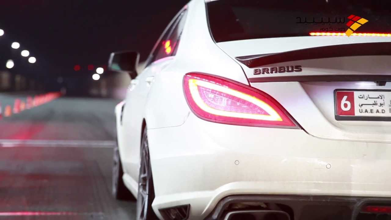 Mercedes CLS 63 AMG Brabus Vs Mercedes SL65 AMG Black Series