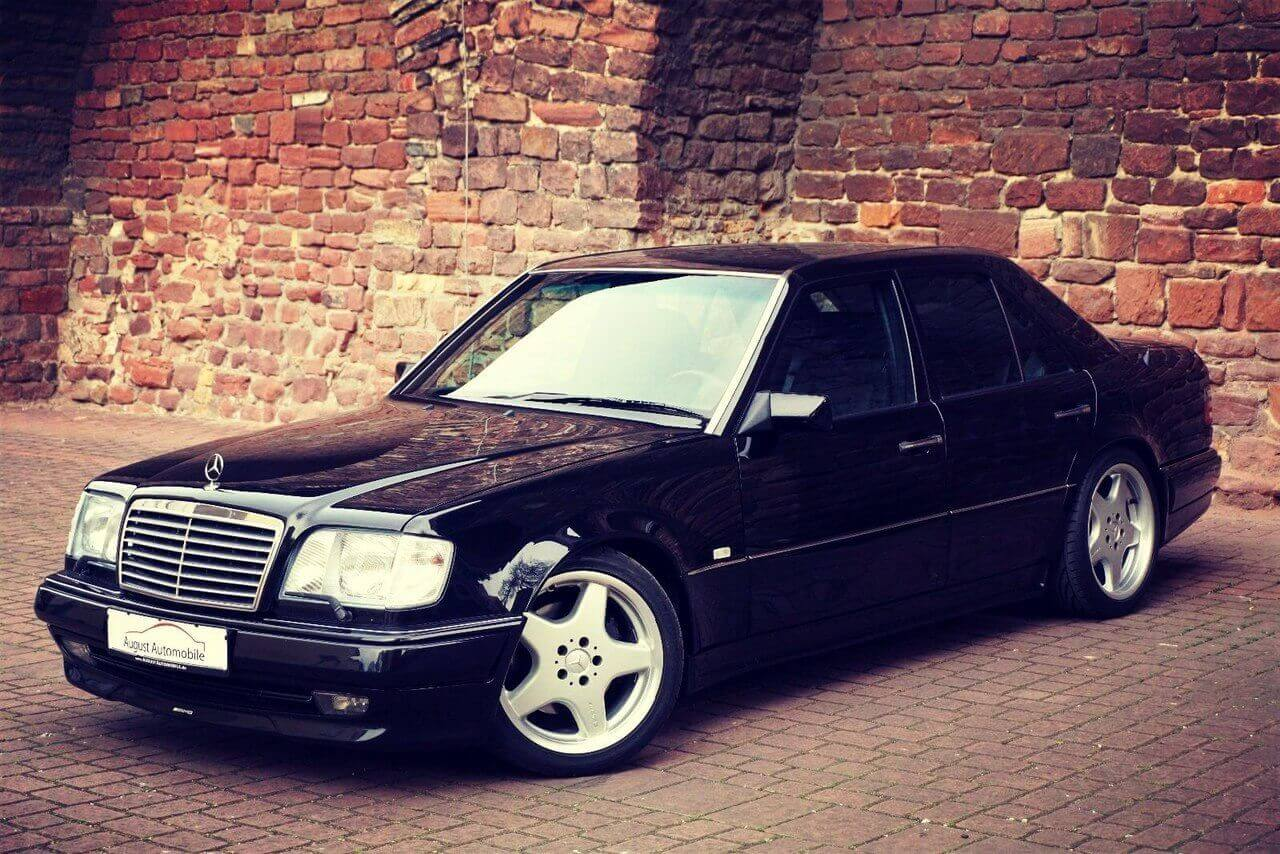 8 Photos) Mercedes-Benz W124 E60 AMG Limited – Benz Club