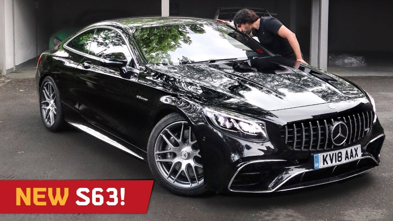 Mr AMG on the New S63! Now The Beast it was meant to be!