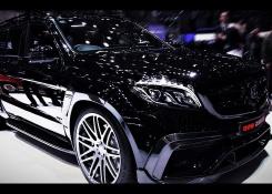 NEW 2018 – Mercedes Benz GLS Class GLS 63 AMG – Exterior and Interior