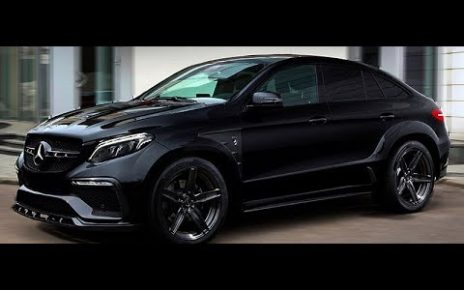 NEW 2019 - Mercedes AMG GLE 63S Coupe Brabus 850 6.0L Sport SUV - Exterior and Interior