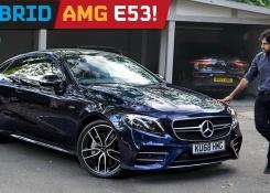 New E53 Coupé – Mr AMG on the first Hybrid AMG!