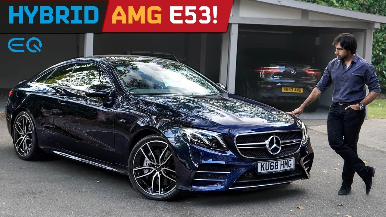 New E53 Coupé - Mr AMG on the first Hybrid AMG!