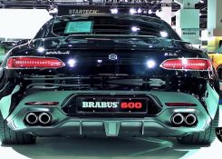 The Brabus 600 Mercedes-AMG GT S Coupe w/ 600 HP!