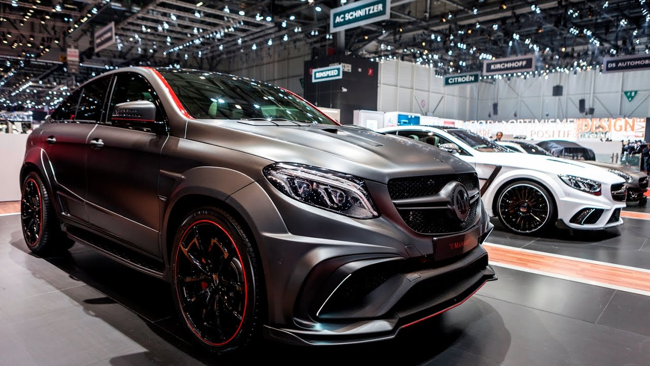 10 TOP MODELS MERCEDES AMG GLE COUPE SUVs TUNING 2017 4K VIDEO