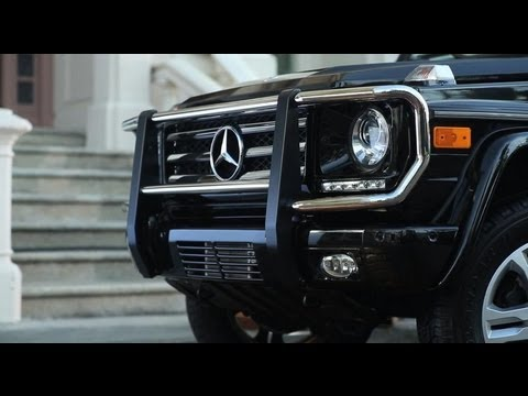 2013 G-Class Walk Around - Mercedes-Benz Off-Road Luxury SUV