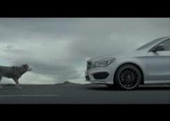 2014 CLA-Class Highlight Film, CLA250 4-Door Coupe Mercedes-Benz