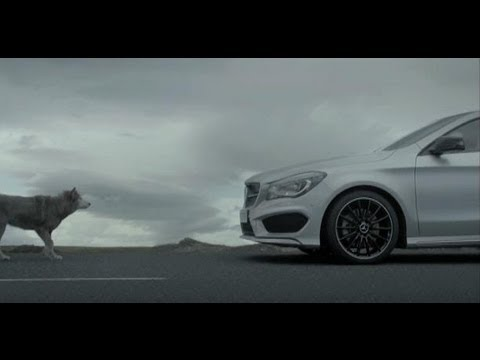 2014 CLA-Class Highlight Film, CLA250 4-Door Coupe Mercedes-Benz