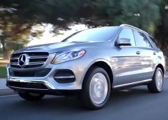 2017 Mercedes-Benz GLE – Review and Road Test