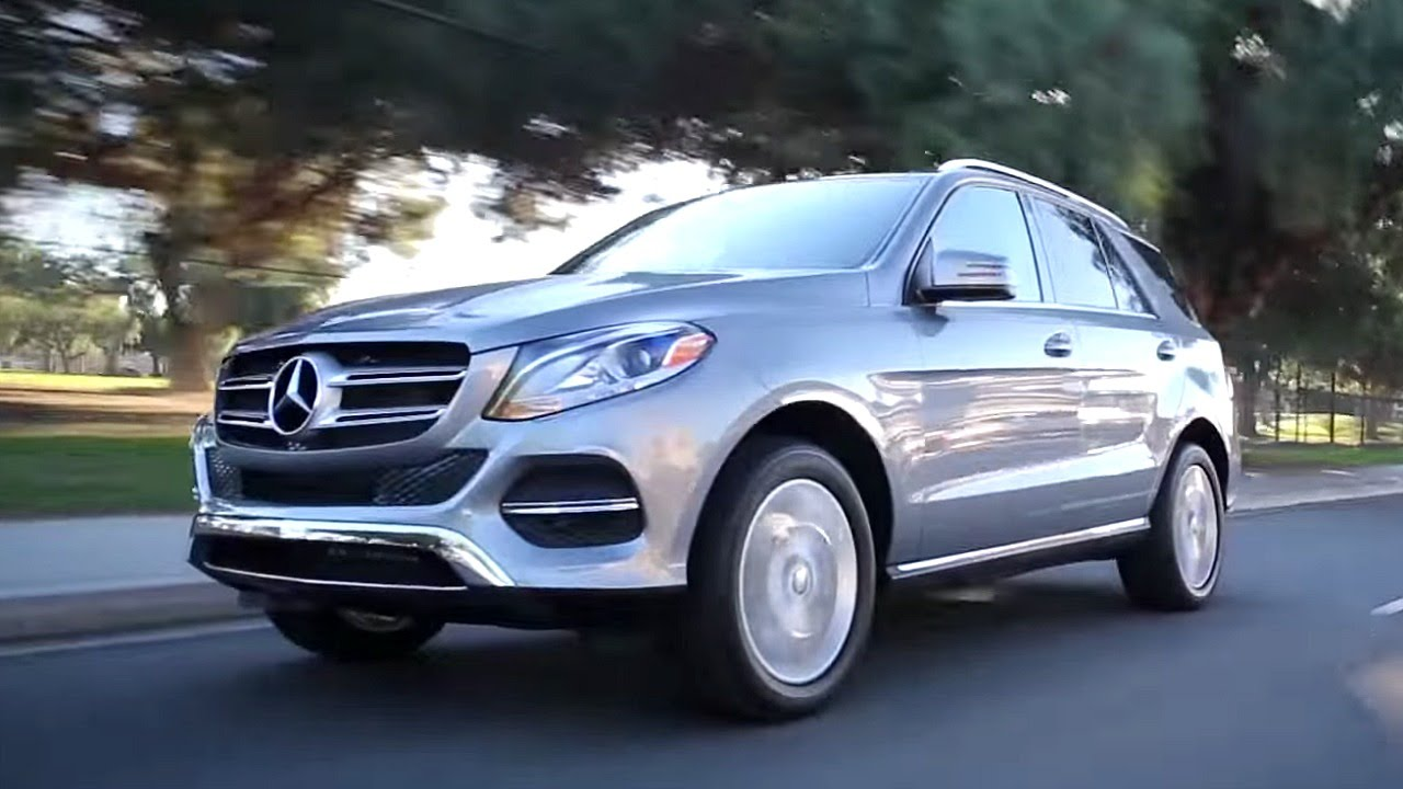 2017 Mercedes-Benz GLE - Review and Road Test