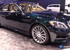 2017 Mercedes Benz S Class S 550 Sedan – Exterior and Interior Walkaround
