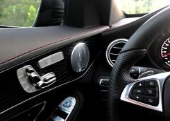 2017 Mercedes C43 AMG Burmester Audiosysteme Sound Test/Bass