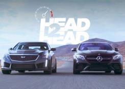 2018 Mercedes-AMG E63 S Sedan vs. 2017 Cadillac CTS-V Sedan