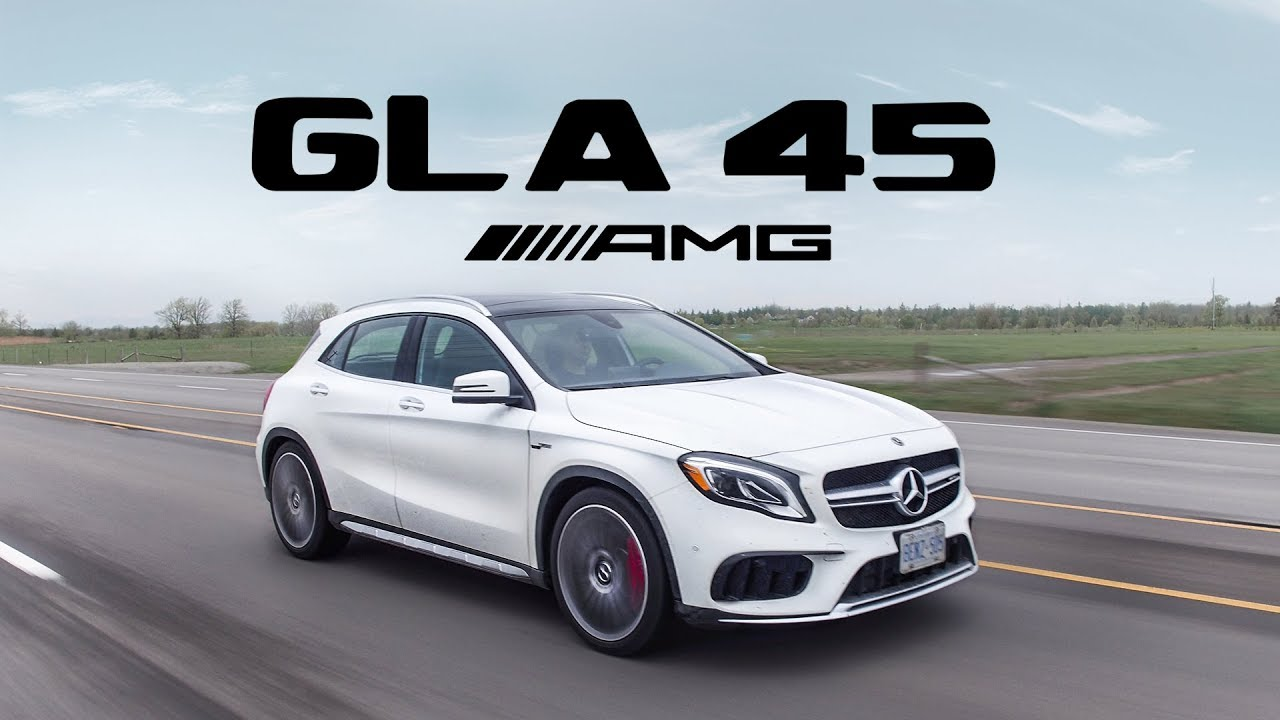 2018 Mercedes-AMG GLA45 Review - Hot Hatch Sleeper Edition