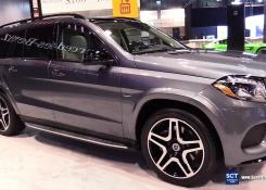 2018 Mercedes Benz GLS Class GLS 550 SUV – Exterior Interior Walkaround