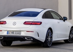 2018 Mercedes E-Class – Perfect Coupe!