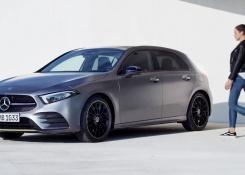 2019 Mercedes A-Class Edition – Test Drive