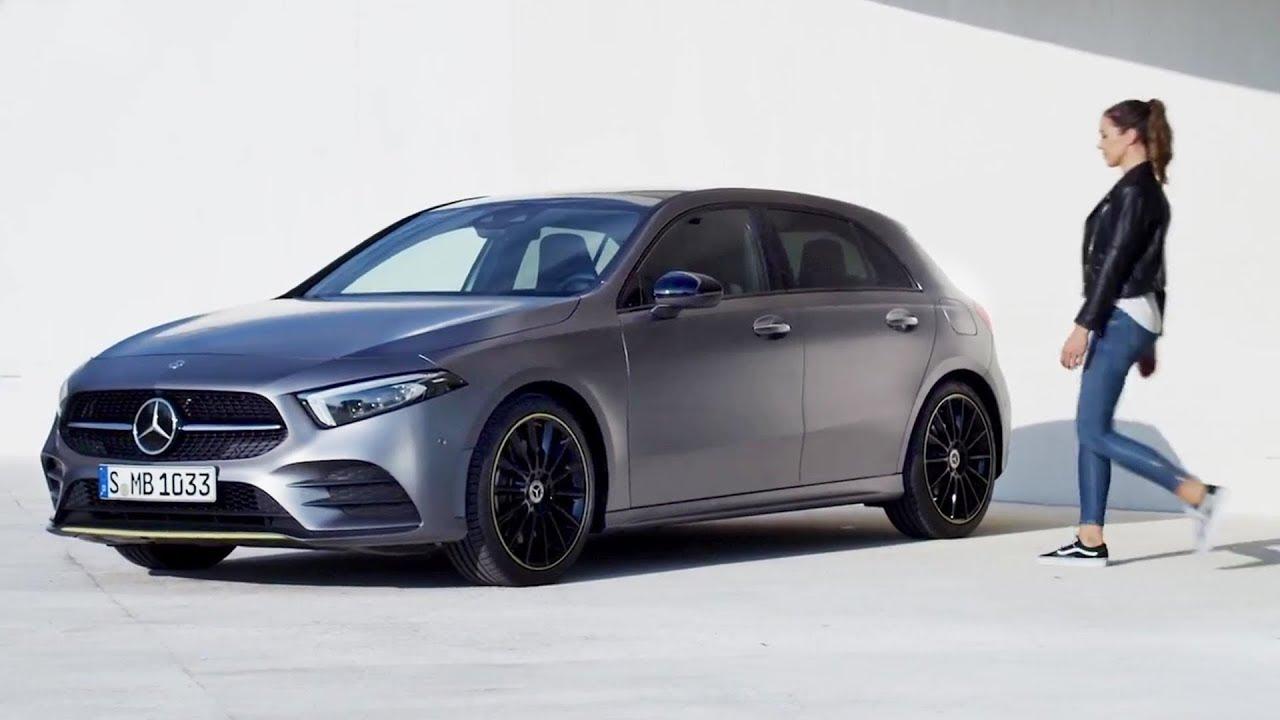 2019 Mercedes A-Class Edition - Test Drive