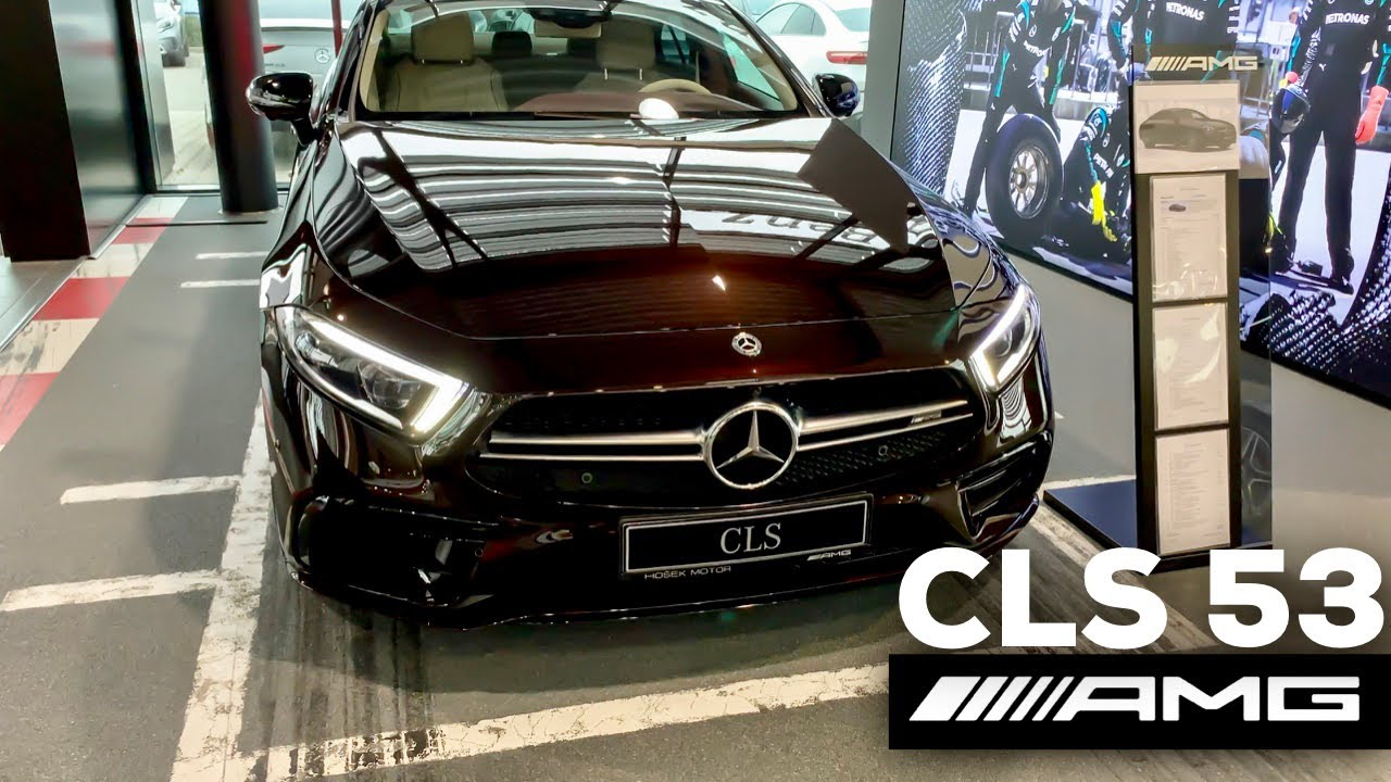 2019 MERCEDES-AMG CLS 53 4MATIC+ FULL IN-DEPTH REVIEW Exhaust Interior Exterior Infotainment