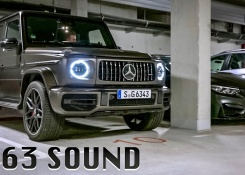 2019 Mercedes-AMG G63 – DRIVE & SOUND!