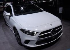 2019 Mercedes-Benz A 180 d Limousine – Exterior and Interior