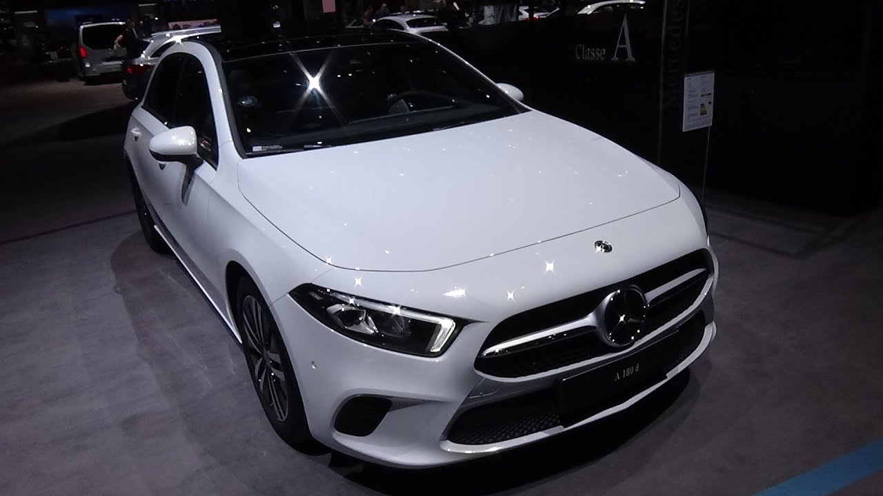 2019 Mercedes-Benz A 180 d Limousine - Exterior and Interior