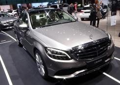 2019 Mercedes-Benz C200 4Matic Berline – Exterior and Interior