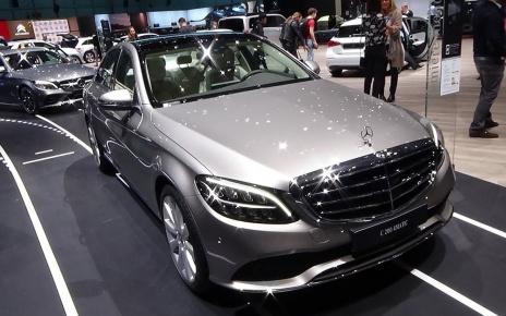 2019 Mercedes-Benz C200 4Matic Berline - Exterior and Interior
