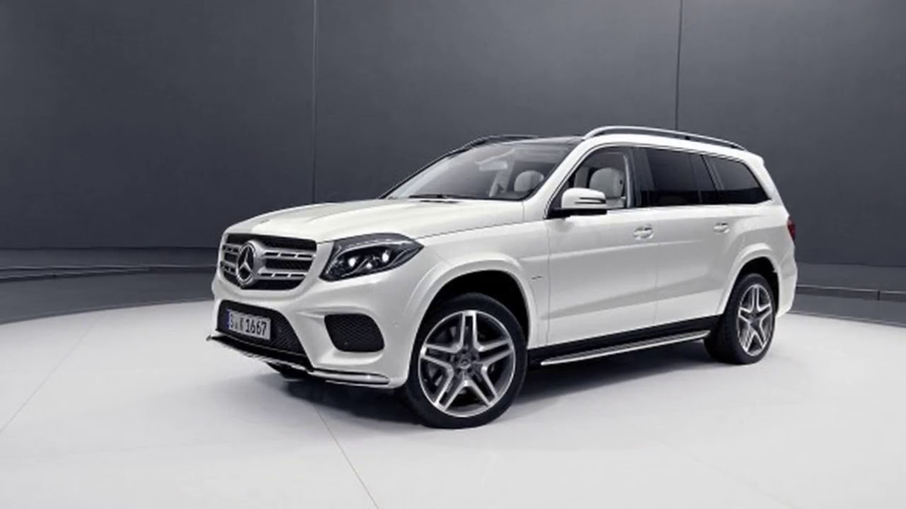 2019 Mercedes Benz GLS Grand Edition turns up the luxury