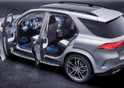 2019 Mercedes GLE 450 4MATIC AMG Line – Powerful And Elegant SUV