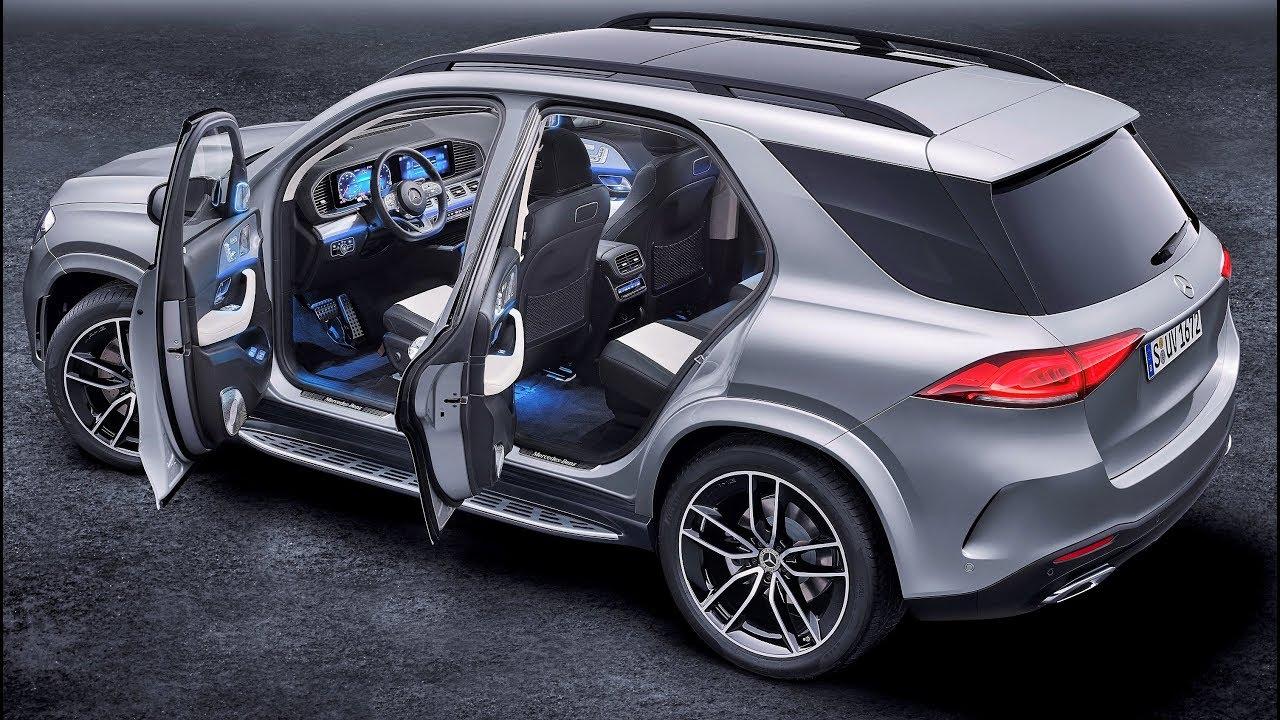 2019 Mercedes GLE 450 4MATIC AMG Line - Powerful And Elegant SUV